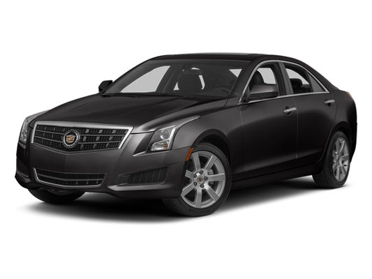 2013 Cadillac Ats 2 0 L Turbo >> 2013 Cadillac Ats 2 0l Turbo