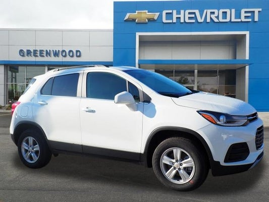 2020 Chevrolet Trax Lt In Hubbard Oh Hubbard Chevrolet