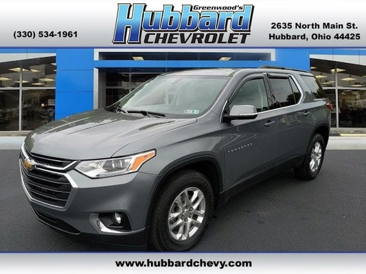 Used Chevrolet Traverse Hubbard Oh